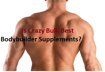 Is Crazy Bulk Best Bodybuilder Supsplements