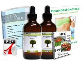 Official HCG Diet drops