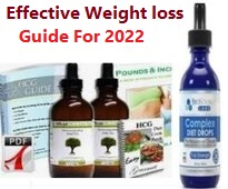Best HCG Diet Drops